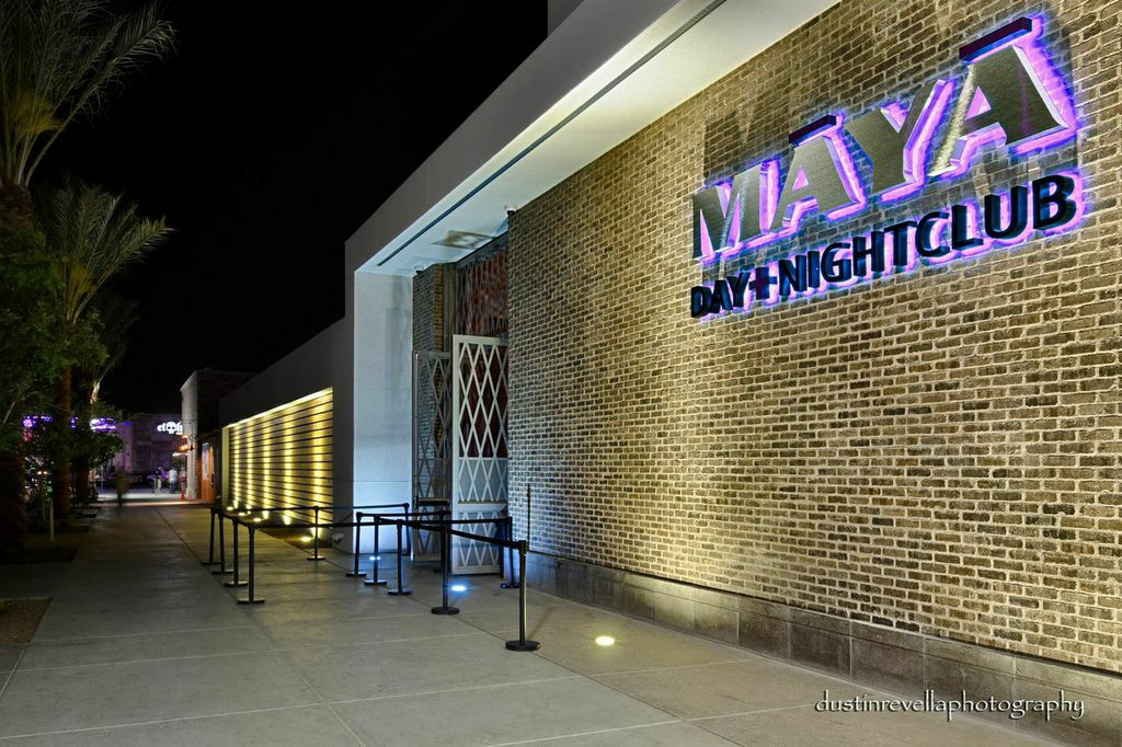 Maya Day Nightclub Corporate Entertainment Venues